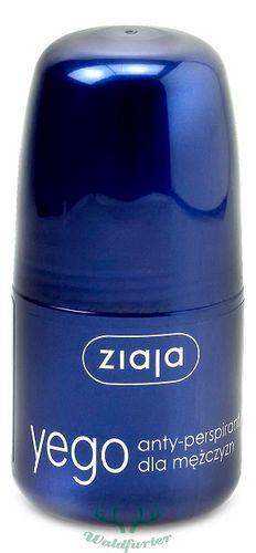 ZIAJA Yego Antitranspirant für Männer Roll On 60ml