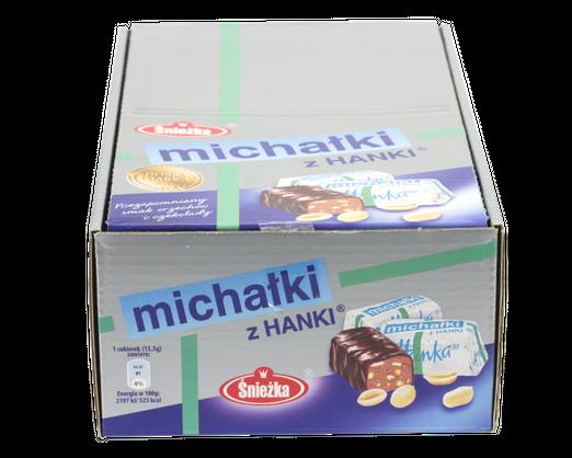 Hanka Michalki - Schokopralinen mit Erdnüssen 2kg