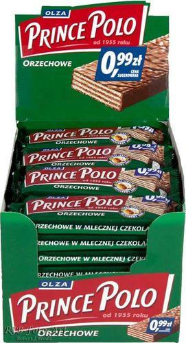 Prince Polo Nuss (PAK 32x35g)
