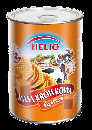Helio Kuchenmasse - mit Karamellgeschmack 400g