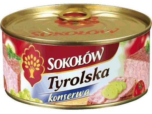 Sokolów Tiroler Koserwe 300g