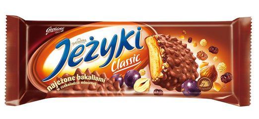 Goplana Jezyki Classic in Schokolade