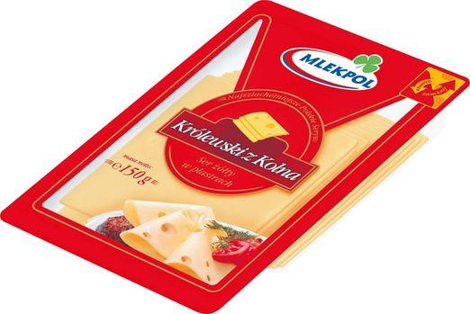 Mlekpol Polnischer Käse - Krolewski 150g