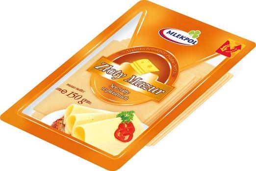Mlekpol Polnischer Käse - Mazur 150g