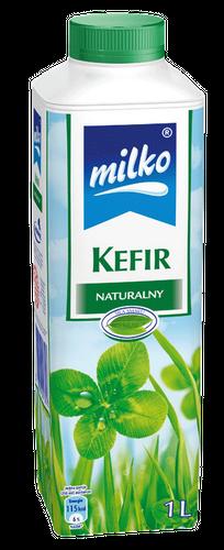 Mlekpol Natürliche Kefir Milko 1L