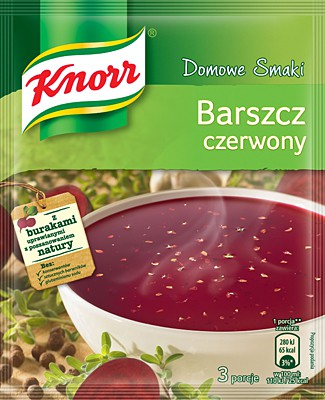 Knorr - Rote Rübensuppe 53g