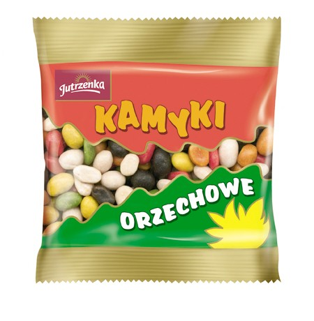 Jutrzenka Draze Kamyki - Bonbons 100g