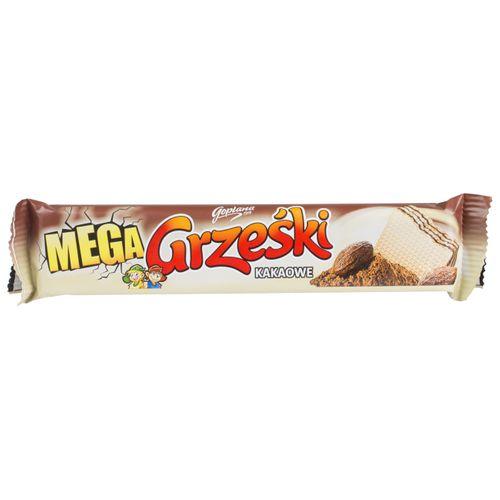 Goplana Grzeski Mega - Riegel mit Kakaocreme 34g