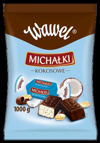 Wawel Michalki Kokos 1000g