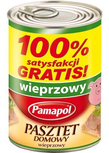 Pamapol Leberstreichwurst 390g