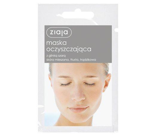 Gesichtsmaske Reinigend mit Grauton 7ML von Ziaja