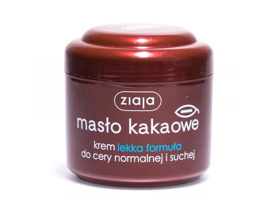 Kakaobutter Creme zur Verbesserung  der Hautfarbe Leichte Formel 200 ml von Ziaja