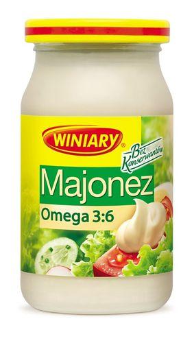 Mayonnaise Omega 3:6 250ml von Winiary