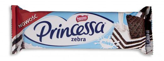 Nestle Princessa Zebra 33g