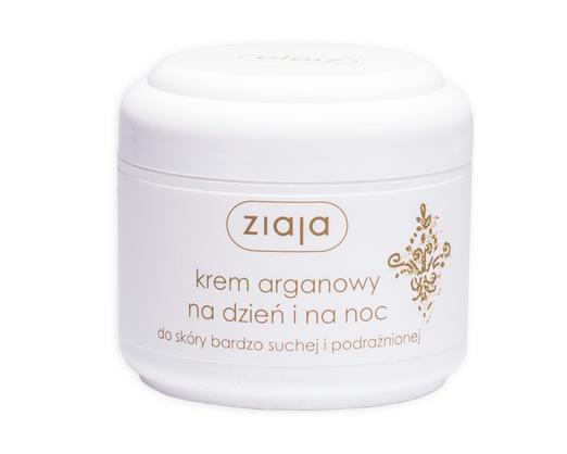 Argan-Creme für Tag und Nacht für sehr trockene und gereizte Haut 75ml Ziaja / Krem arganowy na dzien i na noc 75ml Ziaja