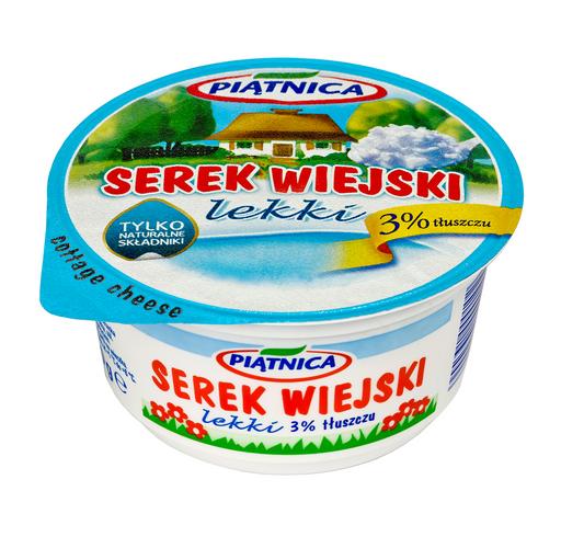 Piatnica Landkäse leicht 3% Fett 150g