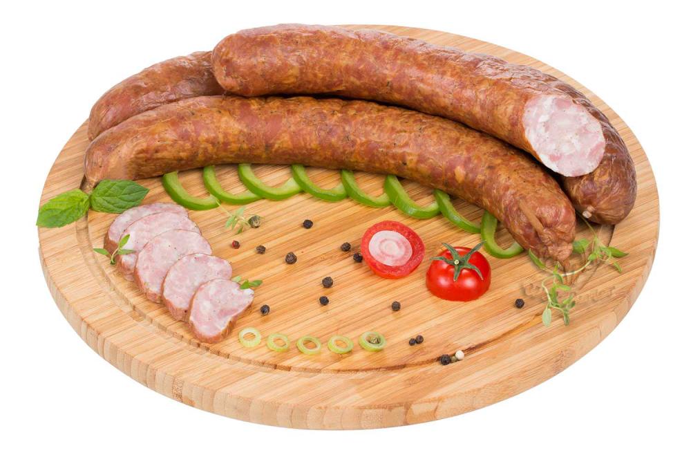Metzgerwurst 600g von Waldfurter