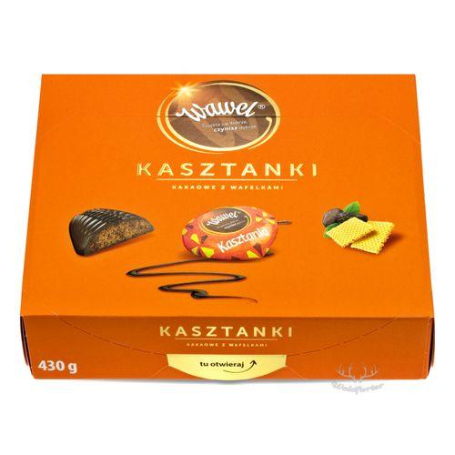 Wawel - Pralinen Kasztanki