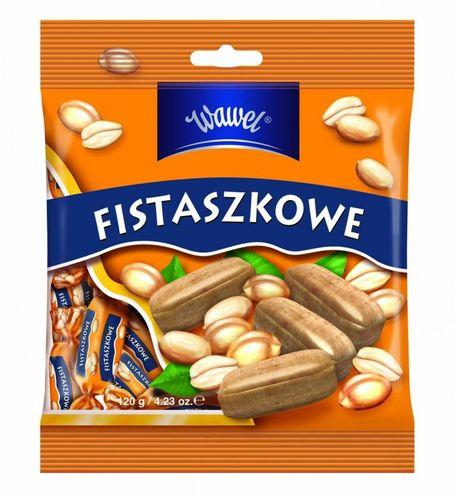 Bonbons - Fistaszkowe 120g von Wawel