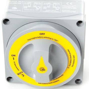 OSCULATI Batteriehauptschalter SELECTA MK3 – Bild 1