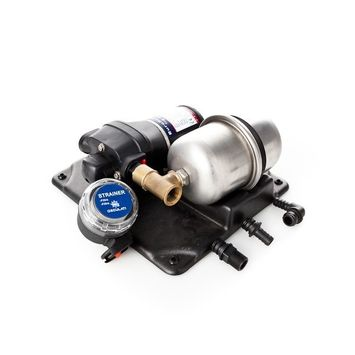OSCULATI Druckwasserpumpe Europump 12 + Druckausgleichstank   – Bild 1