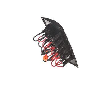 MARE MOSSO Schaltpaneel Schalttafel | 6 Schalter | 165 x 114 mm  – Bild 2
