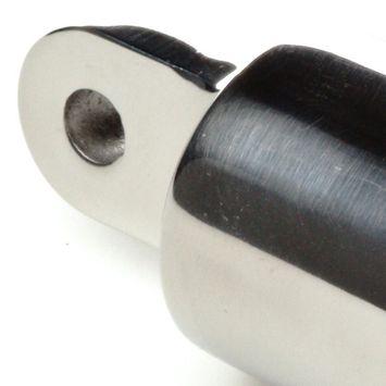 MARINOX Bimini Endeye Rohrendstück | 19 - 30 mm | V4A – Bild 3