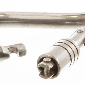 MARINOX Karabiner mit Springverschluss | V4A – Bild 3