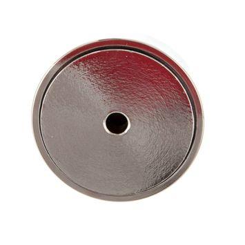 MARINOX Magnettürhalter | Messing verchromt – Bild 3