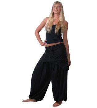 Parachute Pants Aladdin Pants Sarouel Hippie Goa Psy – Bild 10