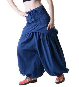Parachute Pants Aladdin Pants Sarouel Hippie Goa Psy – Bild 7