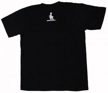 "Fun T-Shirt ""Downloading"" Black – Bild 2"