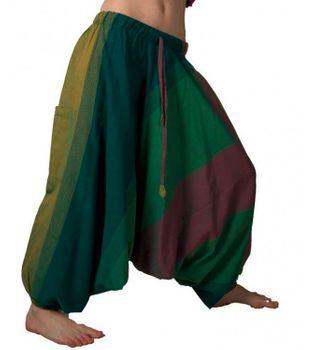 Oriental Harem Pants Afghani Pants – Bild 1