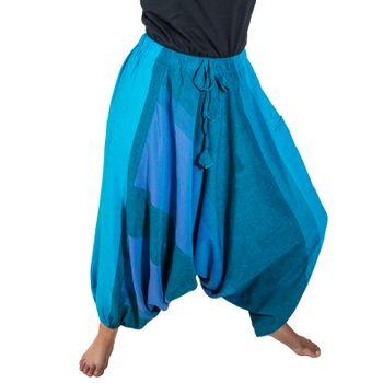 Oriental Harem Pants Afghani Pants – Bild 7