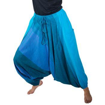 Oriental Harem Pants Afghani Pants – Bild 9
