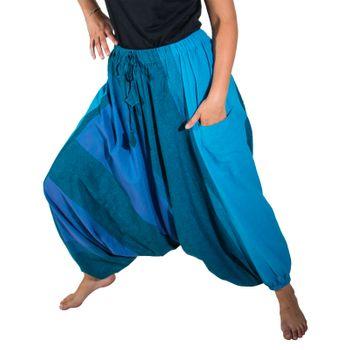 Oriental Harem Pants Afghani Pants – Bild 8