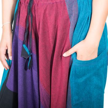 Oriental Harem Pants Afghani Pants – Bild 21