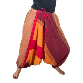 Oriental Harem Pants Afghani Pants – Bild 3