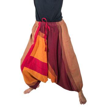 Oriental Harem Pants Afghani Pants – Bild 5