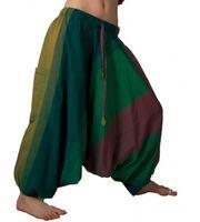 Oriental Harem Pants Afghani Pants 001