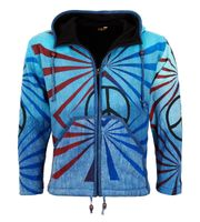 Psy Hippie Knit Jacket