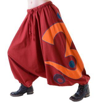 Om Harem Pants Psy Goa Pants Aladdin Pants – Bild 9