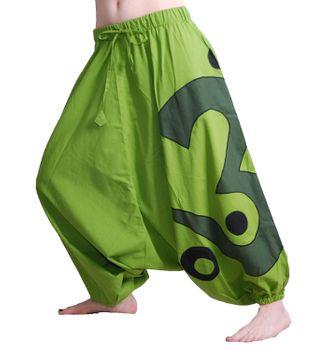 Om Harem Pants Psy Goa Pants Aladdin Pants – Bild 8