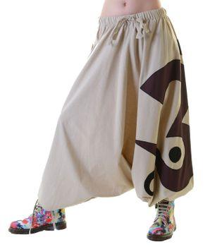 Om Harem Pants Psy Goa Pants Aladdin Pants – Bild 2