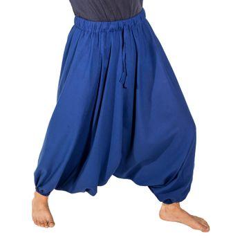 KUNST UND MAGIE Orientalische Haremshose one size in vielen Farben – Bild 23