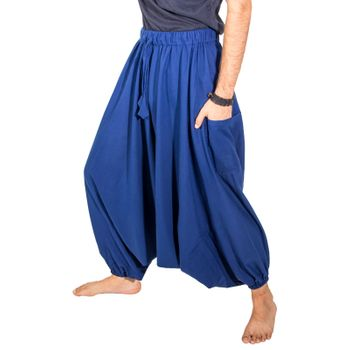 Kunst und Magie Oriental Harem Pants Bloomers Shalwar Pants Muck Aladdin Pants – Bild 22