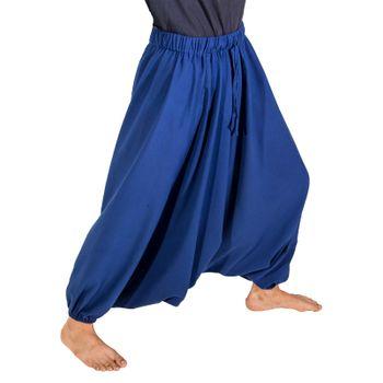 KUNST UND MAGIE Orientalische Haremshose one size in vielen Farben – Bild 24