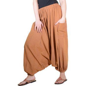 KUNST UND MAGIE Orientalische Haremshose one size in vielen Farben – Bild 13