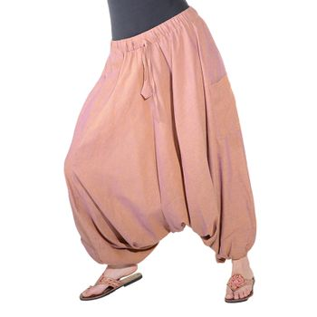 KUNST UND MAGIE Orientalische Haremshose one size in vielen Farben – Bild 9