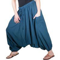 KUNST UND MAGIE Orientalische Haremshose one size in vielen Farben 001